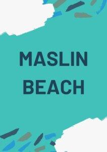 Maslin Cover Photo First Senses
